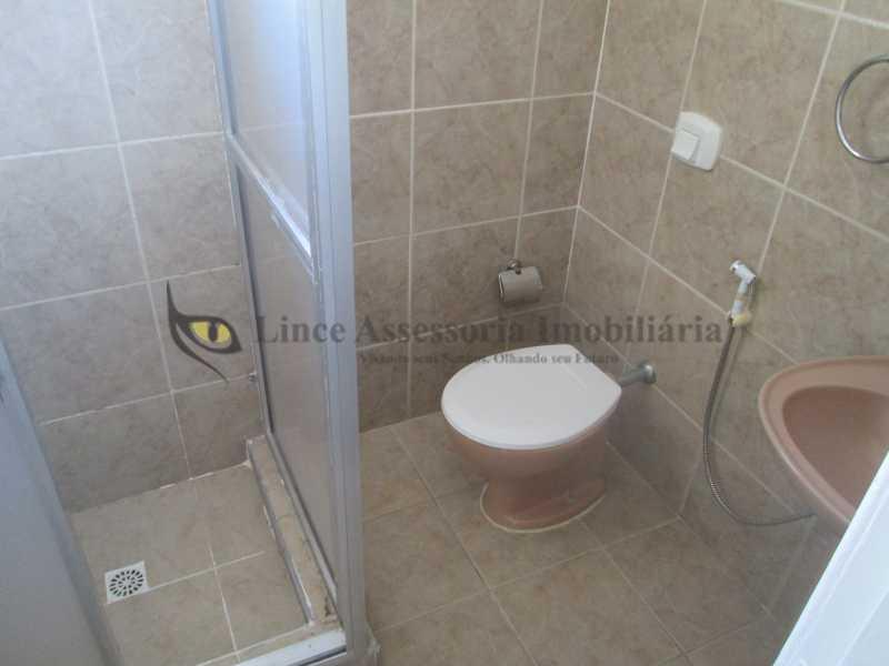 22-banheiro social - Casa de Vila À Venda - Tijuca - Rio de Janeiro - RJ - TACV30057 - 23
