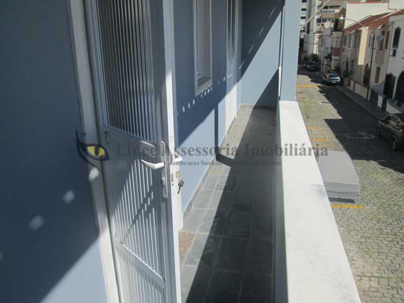25-sacadão dos quartos - Casa de Vila À Venda - Tijuca - Rio de Janeiro - RJ - TACV30057 - 26