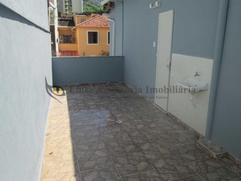 29-terraço-1 - Casa de Vila À Venda - Tijuca - Rio de Janeiro - RJ - TACV30057 - 30