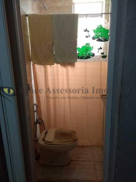 BANHEIRO - Apartamento 1 quarto à venda Tijuca, Norte,Rio de Janeiro - R$ 300.000 - TAAP10354 - 11