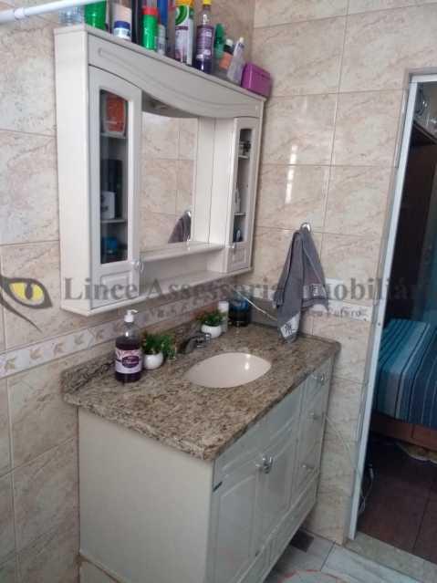 BANHEIRO - Apartamento 1 quarto à venda Tijuca, Norte,Rio de Janeiro - R$ 300.000 - TAAP10354 - 10