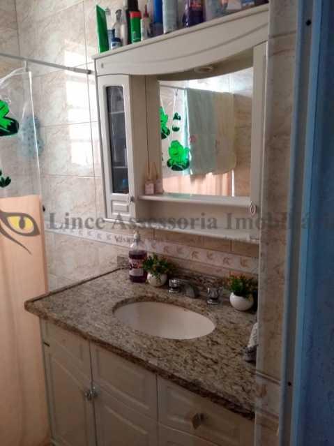 BANHEIRO - Apartamento 1 quarto à venda Tijuca, Norte,Rio de Janeiro - R$ 300.000 - TAAP10354 - 12