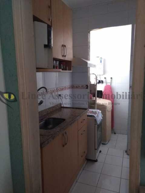 COZINHA - Apartamento 1 quarto à venda Tijuca, Norte,Rio de Janeiro - R$ 300.000 - TAAP10354 - 14
