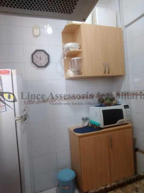 COZINHA - Apartamento 1 quarto à venda Tijuca, Norte,Rio de Janeiro - R$ 300.000 - TAAP10354 - 16