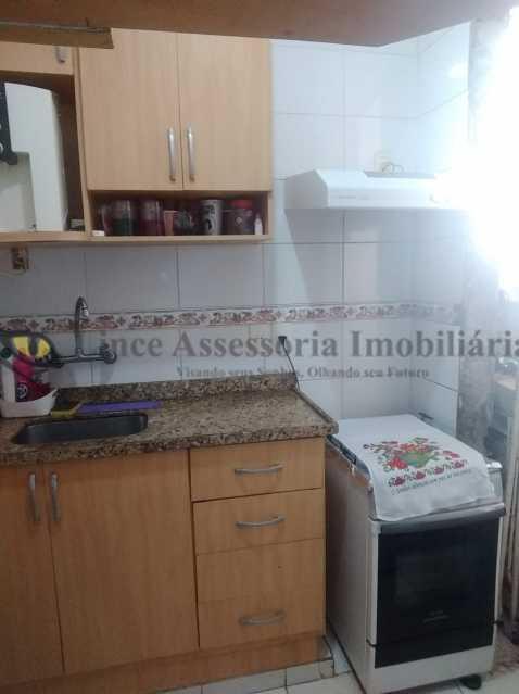 COZINHA - Apartamento 1 quarto à venda Tijuca, Norte,Rio de Janeiro - R$ 300.000 - TAAP10354 - 17