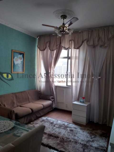 SALA - Apartamento 1 quarto à venda Tijuca, Norte,Rio de Janeiro - R$ 300.000 - TAAP10354 - 4