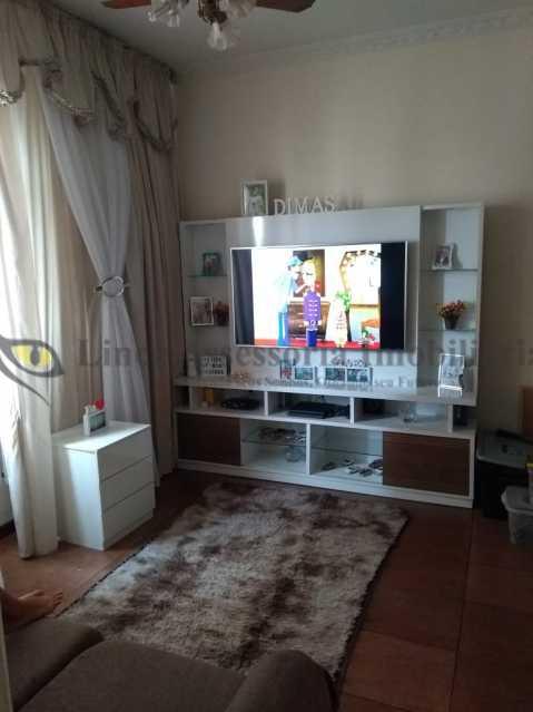 SALA - Apartamento 1 quarto à venda Tijuca, Norte,Rio de Janeiro - R$ 300.000 - TAAP10354 - 3