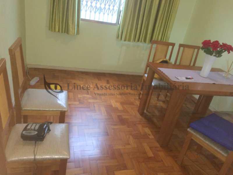 01 SALA 1.JPG - Apartamento 2 quartos à venda Grajaú, Norte,Rio de Janeiro - R$ 380.000 - TAAP21819 - 1