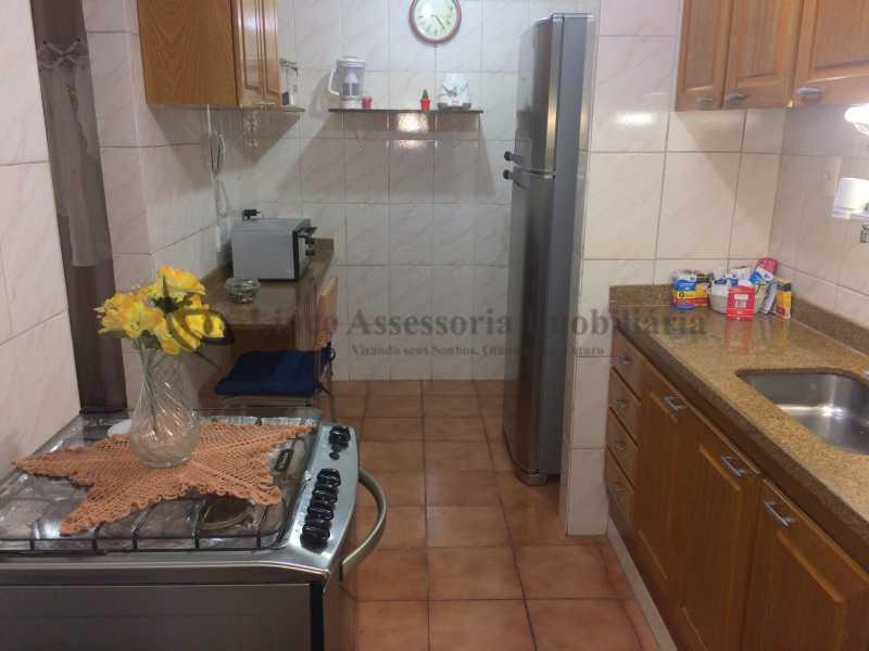 16 COZINHA 1.2 - Apartamento 2 quartos à venda Grajaú, Norte,Rio de Janeiro - R$ 380.000 - TAAP21819 - 17