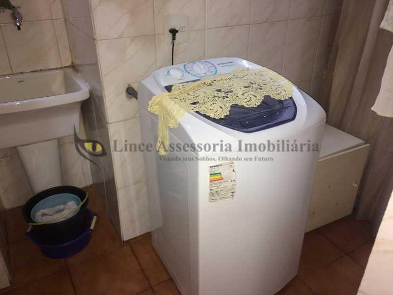 18 ÁREA DE SERVIÇO 1 - Apartamento 2 quartos à venda Grajaú, Norte,Rio de Janeiro - R$ 380.000 - TAAP21819 - 19