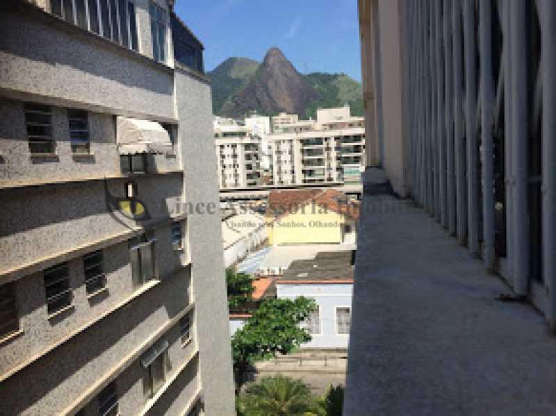 20 VISTA PARCIAL - Apartamento 2 quartos à venda Grajaú, Norte,Rio de Janeiro - R$ 380.000 - TAAP21819 - 21