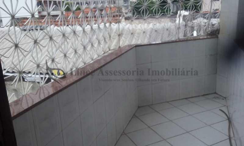 Varanda - Apartamento Andaraí, Norte,Rio de Janeiro, RJ À Venda, 3 Quartos, 100m² - TAAP31023 - 11