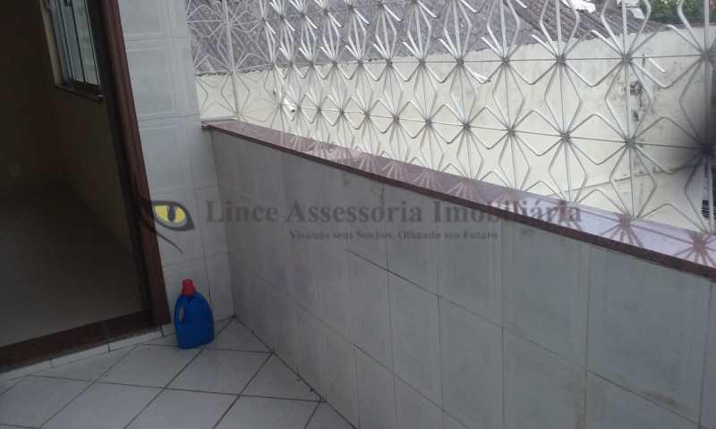 Varanda - Apartamento Andaraí, Norte,Rio de Janeiro, RJ À Venda, 3 Quartos, 100m² - TAAP31023 - 14
