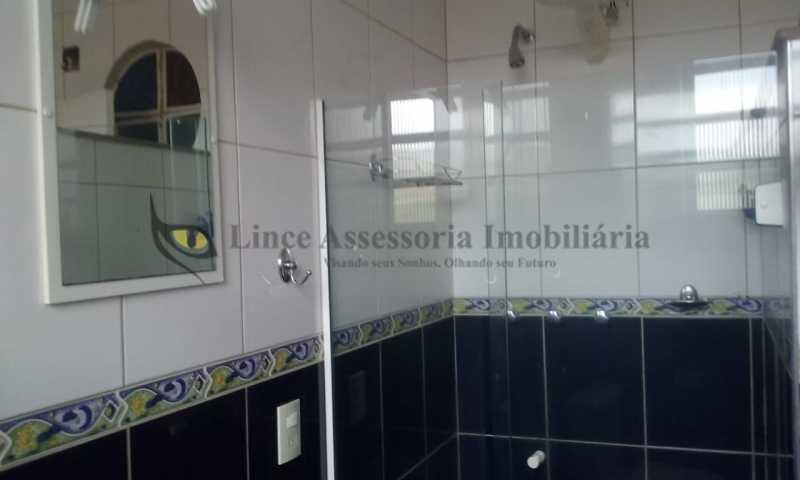 Banheiro social - Apartamento Andaraí, Norte,Rio de Janeiro, RJ À Venda, 3 Quartos, 100m² - TAAP31023 - 30