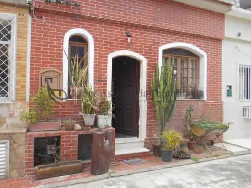 fachada - Casa de Vila À Venda - Andaraí - Rio de Janeiro - RJ - TACV30059 - 1