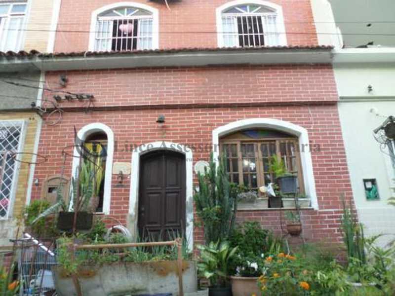 fachada2 - Casa de Vila À Venda - Andaraí - Rio de Janeiro - RJ - TACV30059 - 27