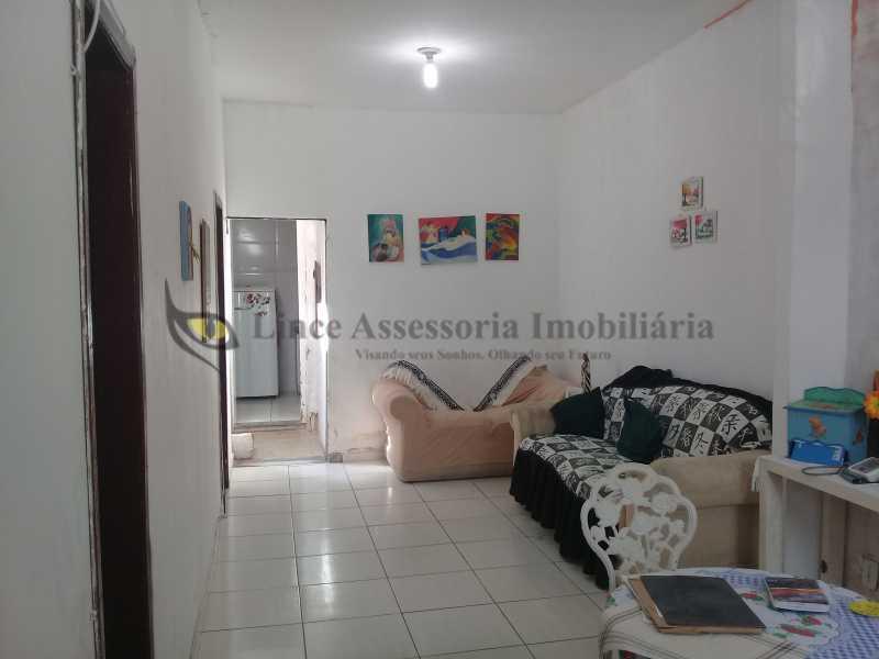 1 SALA1.0 - Casa de Vila À Venda - Maracanã - Rio de Janeiro - RJ - TACV40021 - 1