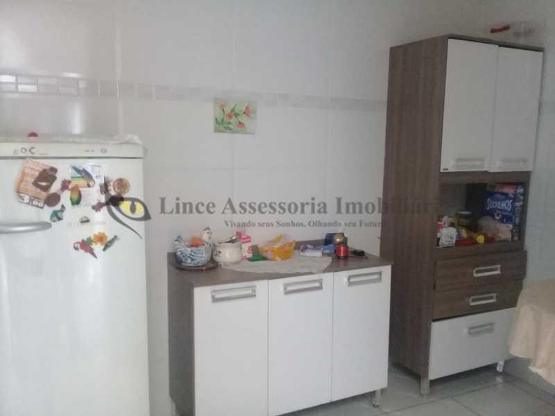 8 COZINHA1.0 - Casa de Vila À Venda - Maracanã - Rio de Janeiro - RJ - TACV40021 - 9