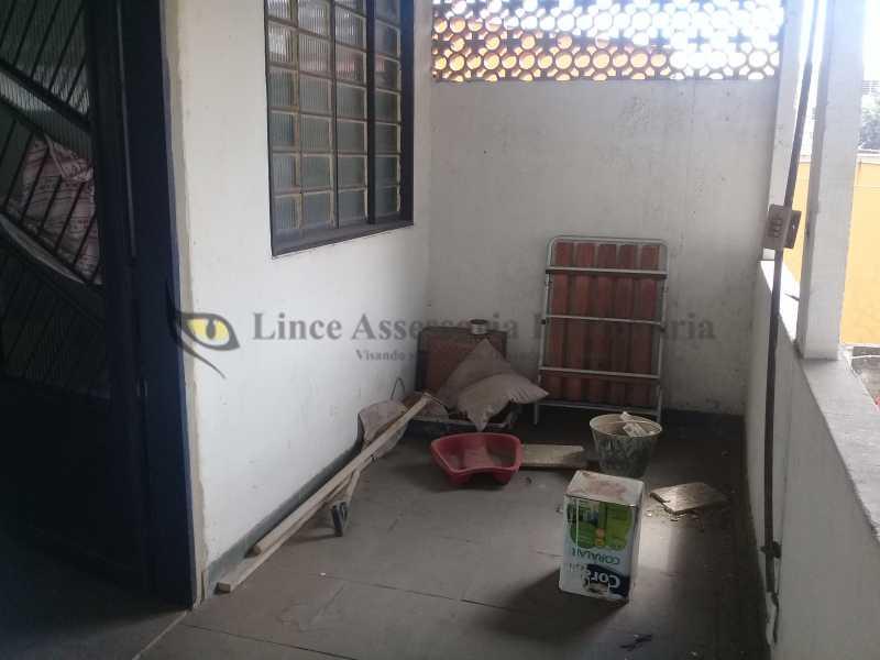 12 VARANDADOTERRAÇO1.1 - Casa de Vila À Venda - Maracanã - Rio de Janeiro - RJ - TACV40021 - 13