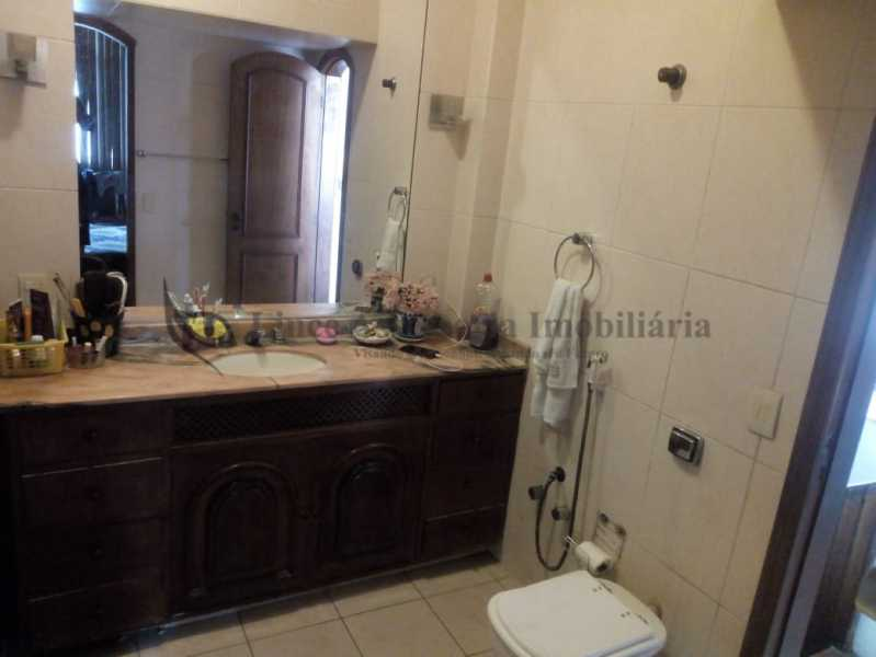 Banheiro Social - Cobertura 3 quartos à venda Tijuca, Norte,Rio de Janeiro - R$ 899.000 - TACO30123 - 12
