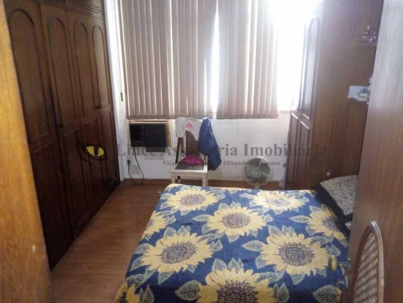 Quarto 2 - Cobertura 3 quartos à venda Tijuca, Norte,Rio de Janeiro - R$ 899.000 - TACO30123 - 7