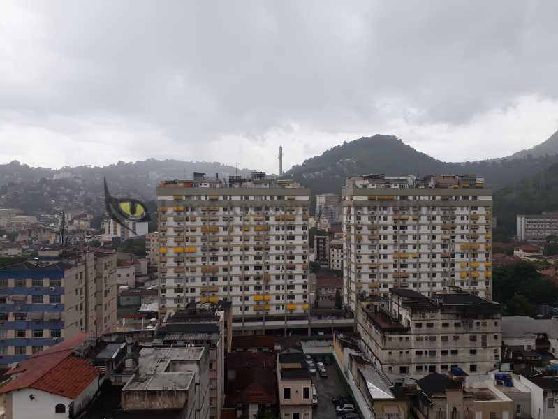 VISTA - Apartamento Rio Comprido, Norte,Rio de Janeiro, RJ À Venda, 1 Quarto, 57m² - TAAP10365 - 15