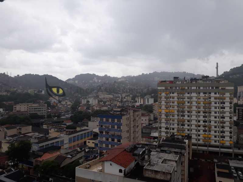 VISTA - Apartamento Rio Comprido, Norte,Rio de Janeiro, RJ À Venda, 1 Quarto, 57m² - TAAP10365 - 24