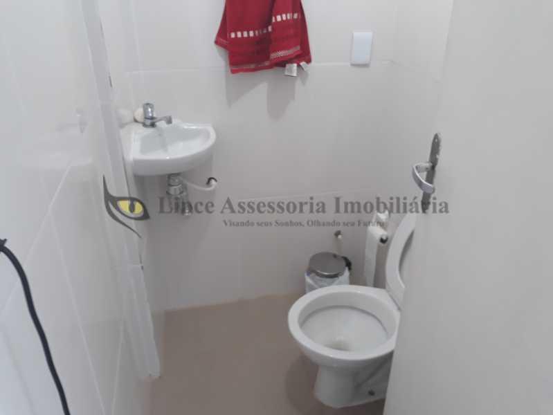 LAVABO - Apartamento Rio Comprido, Norte,Rio de Janeiro, RJ À Venda, 1 Quarto, 57m² - TAAP10365 - 13