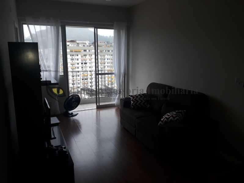 SALA - Apartamento Rio Comprido, Norte,Rio de Janeiro, RJ À Venda, 1 Quarto, 57m² - TAAP10365 - 22
