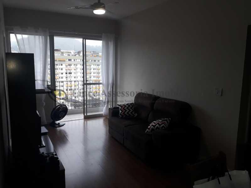 SALA - Apartamento Rio Comprido, Norte,Rio de Janeiro, RJ À Venda, 1 Quarto, 57m² - TAAP10365 - 4