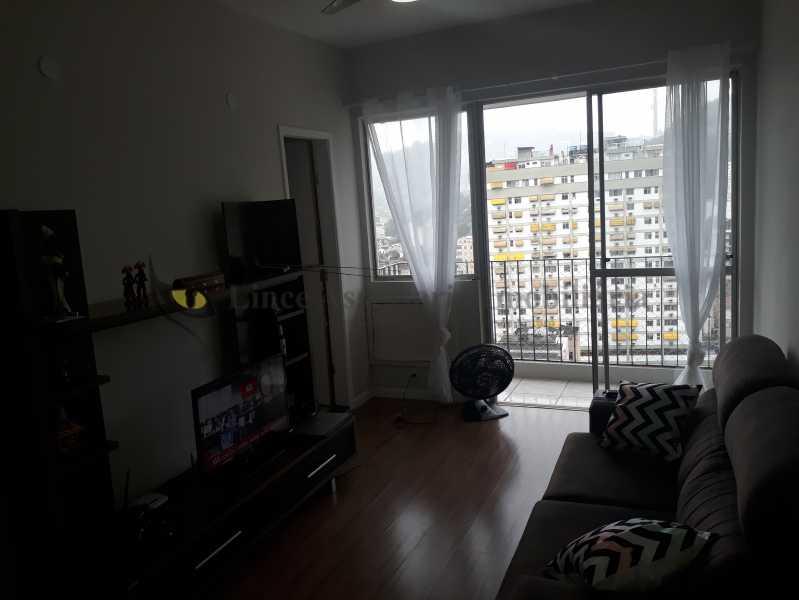 SALA - Apartamento Rio Comprido, Norte,Rio de Janeiro, RJ À Venda, 1 Quarto, 57m² - TAAP10365 - 23