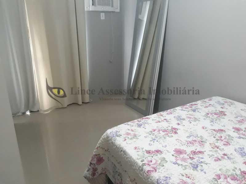 QUARTO - Apartamento Rio Comprido, Norte,Rio de Janeiro, RJ À Venda, 1 Quarto, 57m² - TAAP10365 - 6