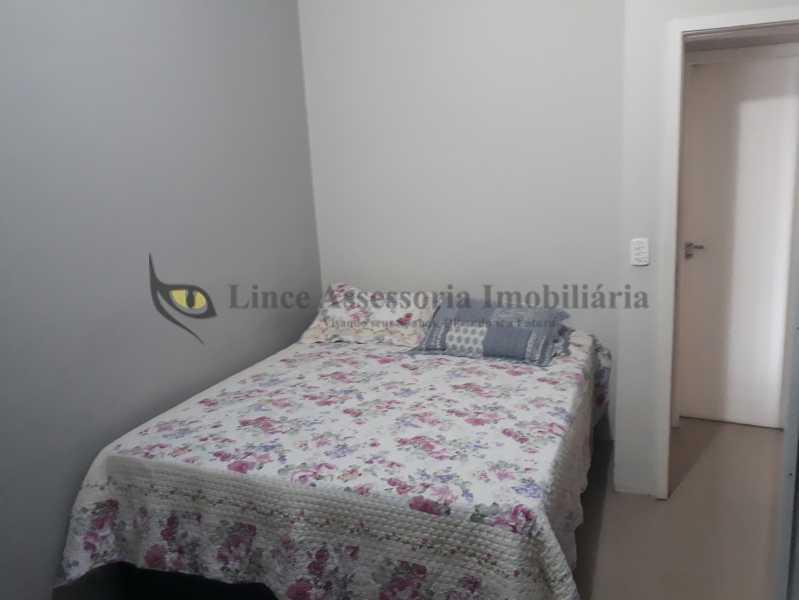 QUARTO - Apartamento Rio Comprido, Norte,Rio de Janeiro, RJ À Venda, 1 Quarto, 57m² - TAAP10365 - 5