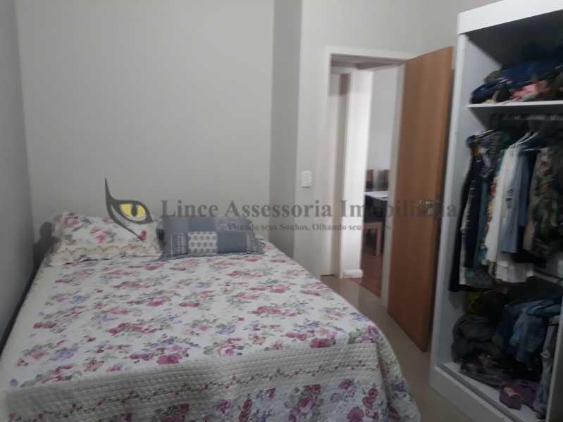 QUARTO - Apartamento Rio Comprido, Norte,Rio de Janeiro, RJ À Venda, 1 Quarto, 57m² - TAAP10365 - 7
