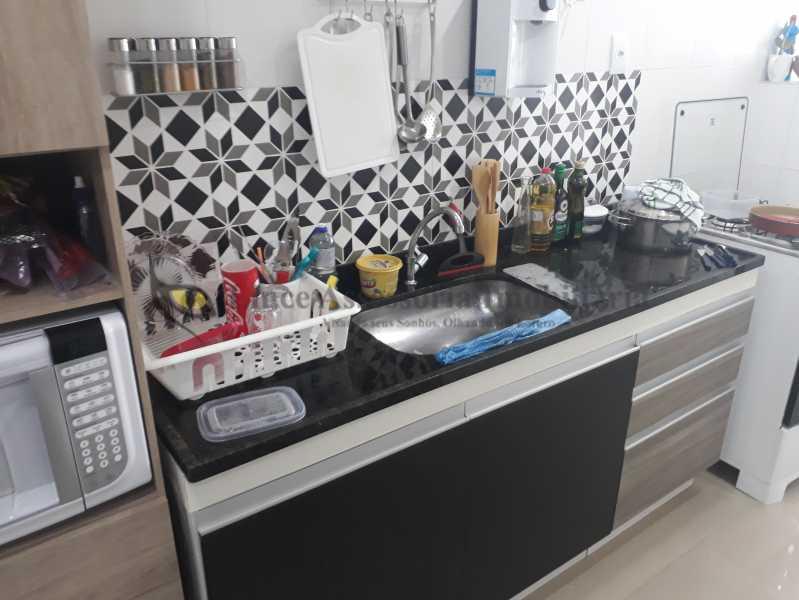 COZINHA - Apartamento Rio Comprido, Norte,Rio de Janeiro, RJ À Venda, 1 Quarto, 57m² - TAAP10365 - 8