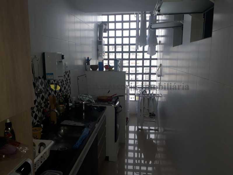 COZINHA - Apartamento Rio Comprido, Norte,Rio de Janeiro, RJ À Venda, 1 Quarto, 57m² - TAAP10365 - 10