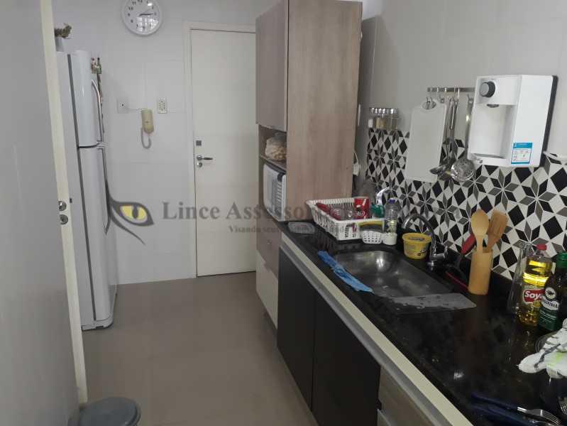 COZINHA - Apartamento Rio Comprido, Norte,Rio de Janeiro, RJ À Venda, 1 Quarto, 57m² - TAAP10365 - 9