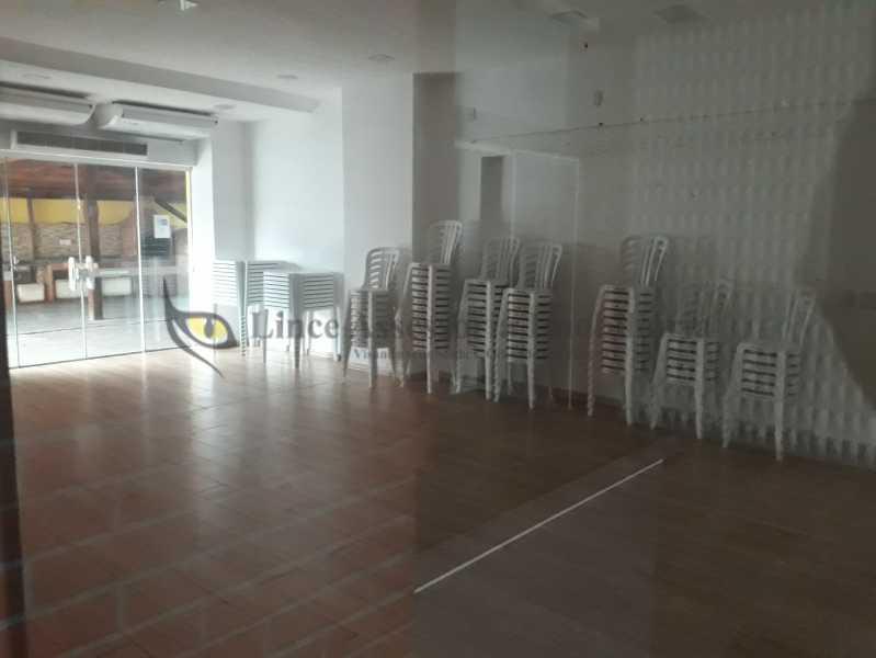 SALÃO DE FESTAS - Apartamento Rio Comprido, Norte,Rio de Janeiro, RJ À Venda, 1 Quarto, 57m² - TAAP10365 - 18