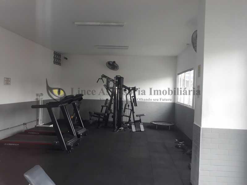 ACADEMIA - Apartamento Rio Comprido, Norte,Rio de Janeiro, RJ À Venda, 1 Quarto, 57m² - TAAP10365 - 25
