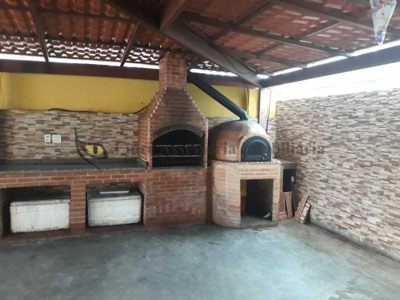 CHURRASQUEIRA - Apartamento Rio Comprido, Norte,Rio de Janeiro, RJ À Venda, 1 Quarto, 57m² - TAAP10365 - 19
