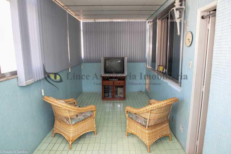 3 Varanda 01 - Cobertura 3 quartos à venda Vila Isabel, Norte,Rio de Janeiro - R$ 530.000 - TACO30124 - 5