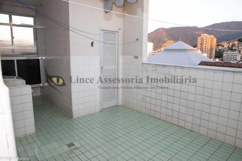 17 Área Serviço  - Cobertura 3 quartos à venda Vila Isabel, Norte,Rio de Janeiro - R$ 530.000 - TACO30124 - 24