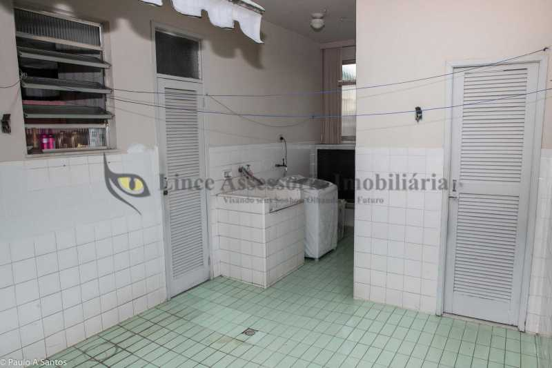 18 Área Serviço  - Cobertura 3 quartos à venda Vila Isabel, Norte,Rio de Janeiro - R$ 530.000 - TACO30124 - 25