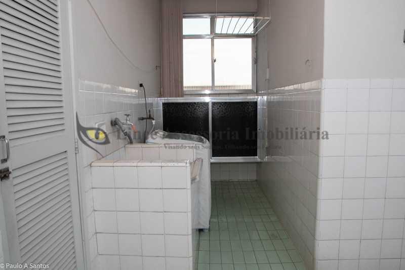 19 Área Serviço  - Cobertura 3 quartos à venda Vila Isabel, Norte,Rio de Janeiro - R$ 530.000 - TACO30124 - 26