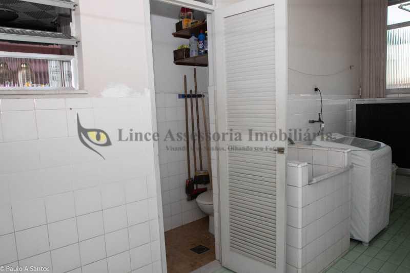 19 Área Serviço - Cobertura 3 quartos à venda Vila Isabel, Norte,Rio de Janeiro - R$ 530.000 - TACO30124 - 27
