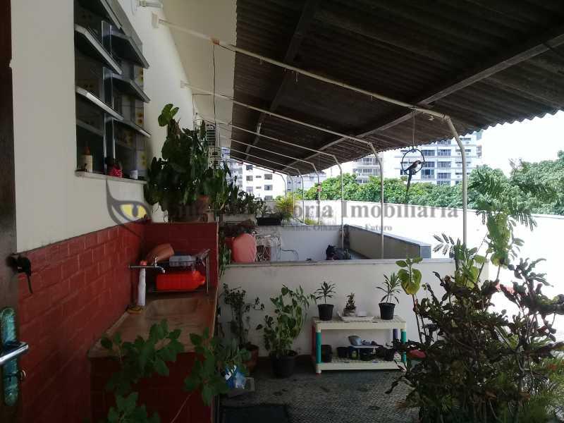18 TERRAÇO1.0 - Cobertura Tijuca, Norte,Rio de Janeiro, RJ À Venda, 3 Quartos, 106m² - TACO30126 - 19