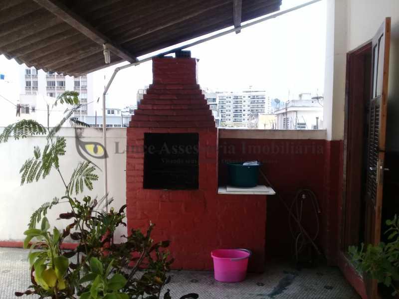 21 CHURRASQUEIRA1.0 - Cobertura Tijuca, Norte,Rio de Janeiro, RJ À Venda, 3 Quartos, 106m² - TACO30126 - 22