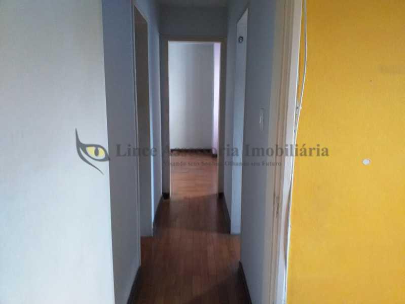 circulaçao - Apartamento Tijuca, Norte,Rio de Janeiro, RJ À Venda, 2 Quartos, 78m² - TAAP21854 - 8