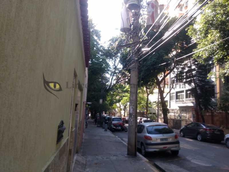 6 vista da rua - Casa Tijuca, Norte,Rio de Janeiro, RJ À Venda, 3 Quartos, 240m² - TACA30096 - 7