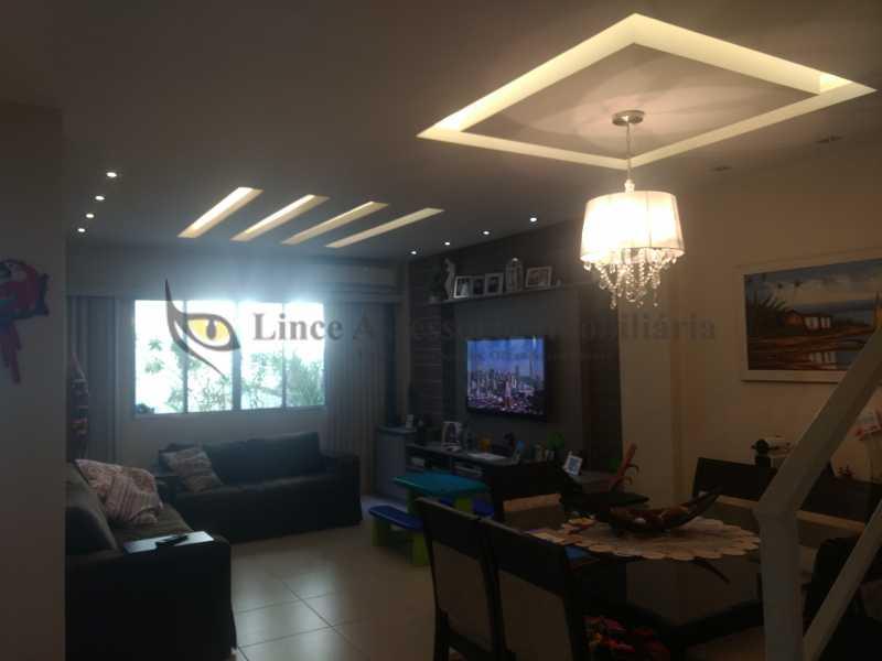 5 salão - Casa Tijuca, Norte,Rio de Janeiro, RJ À Venda, 3 Quartos, 240m² - TACA30096 - 6
